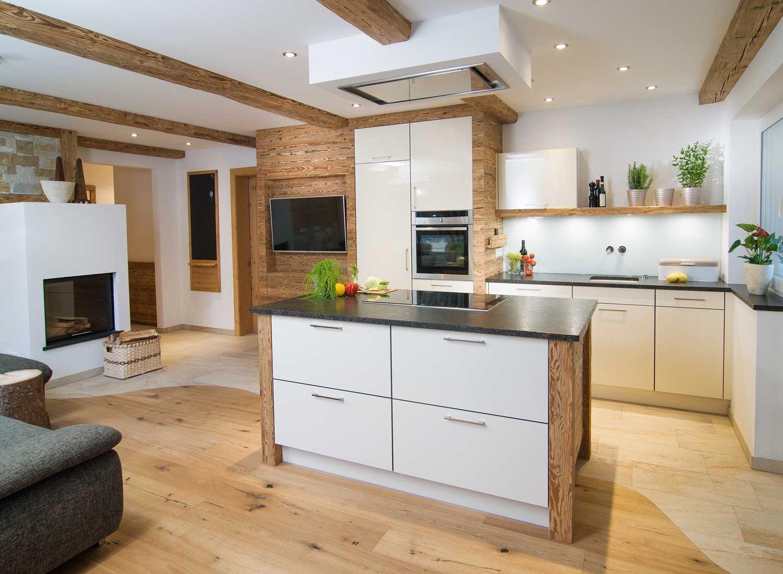 Architekturfotografie Innenaufnahme Küche