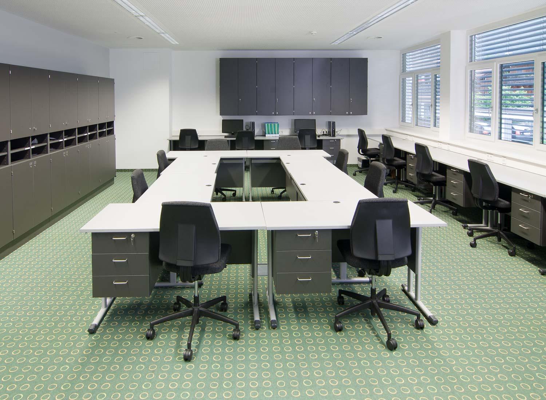 Architekturfotografie Lehrerzimmer