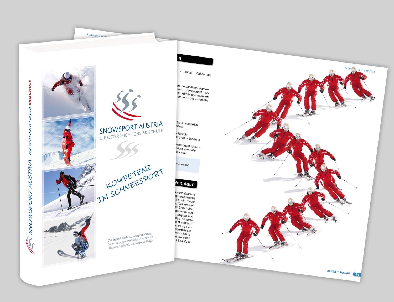 Buchprojekt Snowsport Austria