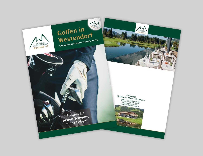 Imagemappe Golfclub Westendorf